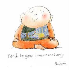 Tiny Buddha, Little Buddha, Buddha Buddha, Relaxation Meditation, Meditation Quotes, Morning Meditation, Yoga Quotes, Buddah Doodles, Buddha Quote
