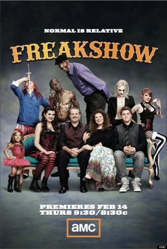 Freakshow  on AMC