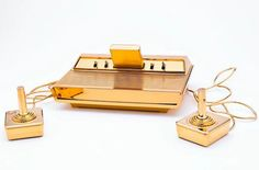 Golden Atari