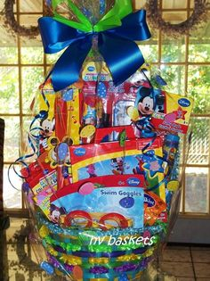 Hot wheels easter basket i made with a decal made off etsy easter fun negle Choice Image