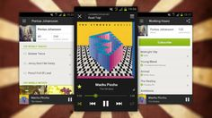 Spotify for Android Updates with Completely New Interface, Better Audio Quality…
