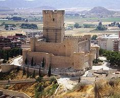 The Atalaya Castle (Spanish: Castillo de la Atalaya or Castillo de Villena) is a castle in Villena, province of Alicante, southern Spain. Located over a spur of the Sierra de la Villa, in the north-western part of the province of Alicante, it commands the former frontier between Castile and Kingdom of Aragon.
