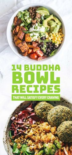 Buddha bowls — colorful bowls usually composed of vegetables, healthy grains, and protein — are one of this year's top emerging food trends.