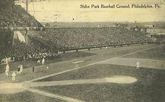 Shibe Park 1909