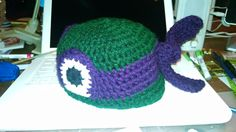 TMNT dontello hat