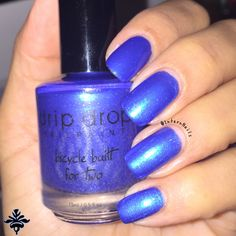 "Indie DripDrop Nail Paint  ""Bicycle Build For Two""  #nails #Naildesing #Nailart…"