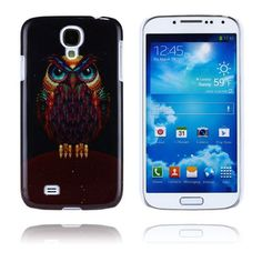 PictureCase (Ugle) Samsung Galaxy S4 Case