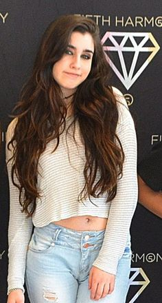 Lauren Jauregui I will love you until the end of time