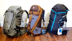 Perfect backpacks for photographers who travel and hike.