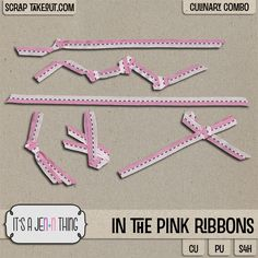 In the Pink Ribbons