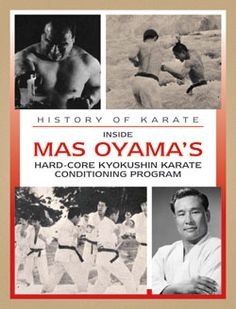 Flash back to the days of Mas Oyama's legendary outdoor kyokushin karate training program in this FREE E-BOOK — History of Karate: Inside Mas Oyama's Hard-Core Kyokushin Karate Conditioning Program! Learn how Oyama trained for strength, speed and technique — three pillars that he cultivated through brutal endurance drills in the mountains and at the ocean shores. #blackbeltmagazine #martialarts #karate #japanesemartialarts #masoyama #kyokushin #kyokushinkarate