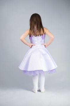 Богиня - весільний салон - Дитячі сукні: Сукня Ретро