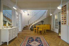 Casa AB Designist 4 Transformarea unei case vechi, de la 1928, în București