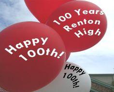 Renton High Centennial - 100 Years of Success