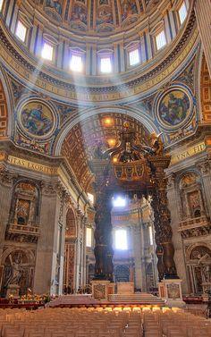 Michaelangelo's Masterpiece: St. Peter's Basilica
