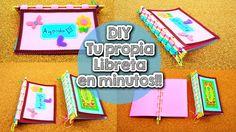 DIY   Tu propia Libreta en minutos!!   Manualidad   PumitaNegraArt