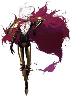Lancer of Red - The TYPE-MOON Wiki - Fate, Tsukihime, Mahoyo, and everything TYPE-MOON