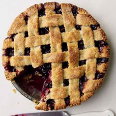 Pie Recipes, Baking Recipes, Yummy Treats, Yummy Food, Sweet Little Things, Berry Pie, Something Sweet, Cooking Time, Food Photography