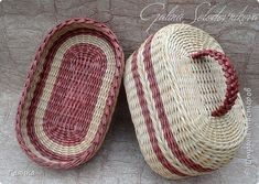 Поделка изделие Плетение Разнообразие Трубочки бумажные фото 5