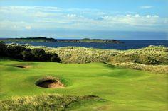 Royal Portrush Golf Course - Northern Ireland ...