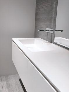 Minimalist bathroom design, CASABATH - HiTech 2 Collection