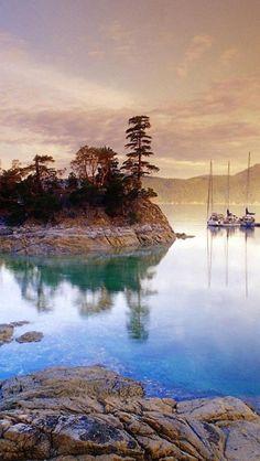 ✯ Curme Islands - British Columbia, Canada