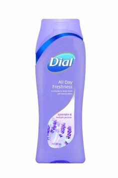 Dial Clean & Refresh Body Wash, Lavender & Twilight Jasmine, 21-Ounce (Pack of 3) by Dial. $15.36. It rinses completely, leaving your skin feeling healthy and rejuvenated. Three 21-ounce bottle. An antibacterial body wash with moisturizers. Dial Clean & Refresh Body Wash flows with freshness, from its clear, brisk scent to its feather-light moisturizers. It also rinses completely, leaving your skin feeling healthy and rejuvenated.