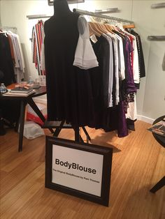 The Original BodyBlouse showing at The Atlanta Apparel Show/America's Mart! Woven Showroom- 9th Floor... Everyone place your orders! 😊 www.TheBodyBlouse.com