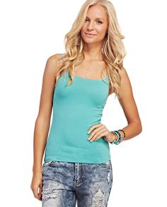 Solid Cami | Wet Seal✔