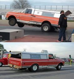 Farm truck from street outlaws