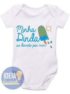 Body Infantil  - Dinda se derrete