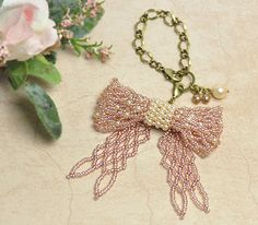 Beaded Bow PATTERN