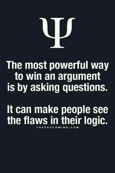 Start asking questions...