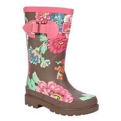 Hatley Little Girls Children Rubber Boot - Party Owls - Cute Rain ...