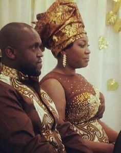 African wedding!
