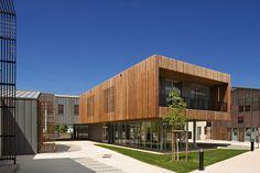 法国,herault谷地社区中心/nb建筑师事务所 http://archgo.com/index.php?option=com_content&view=article&id=266:community-center-valley-of-herault-nb-architectes&catid=81:activity-center&Itemid=100