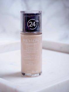 OSTOLAKOSSA: Yksi meikkivoidesuosikkini - Revlon Colorstay <3