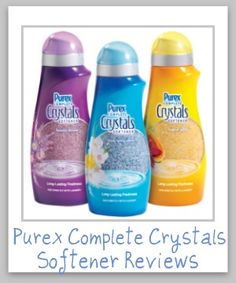 Everything you ever wanted to know about Purex Crystals, from how to use them, how they differ from regular fabric softener, and more.