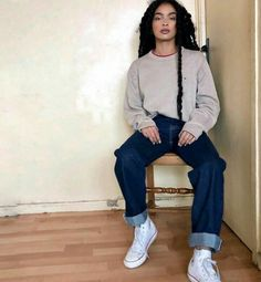 Flammedepigalle discovered by Ridley Duleuze on We Heart It Black Girl Magic, Black Girls, Black Women, Pretty People, Beautiful People, Sacs Louis Vuiton, Casual Outfits, Cute Outfits, Black Girl Aesthetic