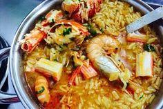 No Restaurante Muchaxo usufrua de uma vista privilegiada para o mar do Guincho enquanto saboreia um delicioso arroz de marisco para 2 pessoas. - Descontos Lifecooler