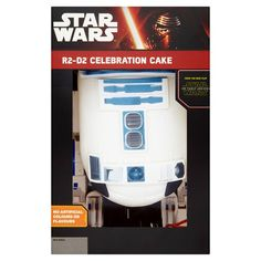 Star Wars Celebration Cake