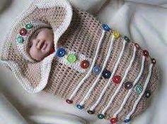 Bebek Tulumu Örgü Örnekleri