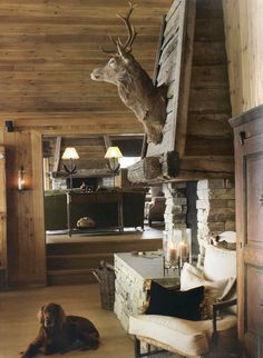 Norwegian Mountain Chalet on Geilo, Norway | From THE ESSENCE OF THE GOOD LIFE™ http://www.pinterest.com/ConceptDesigner/ https://www.facebook.com/pages/The-Essence-of-the-Good-Life/367136923392157