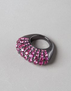 COLOURED STONE RING - NEW PRODUCTS - WOMAN - Serbia