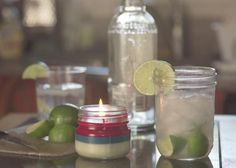 Lifehacks: How to make the most of your glass jar candles