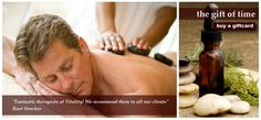 Soothing heat from our massage stones penetrates the muscles leaving them soft and supple and you relaxed and renewed.