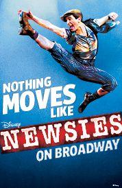 Newsies - Broadway Tickets | Broadway | Broadway.com