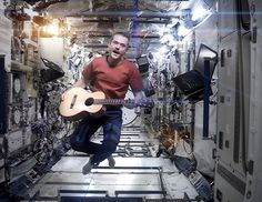 Chris Hadfield: out of this world