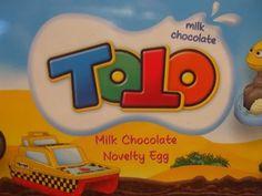 TOTO Novelty Egg - YouTube