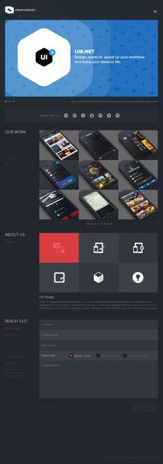 #web #design #layout #userinterface